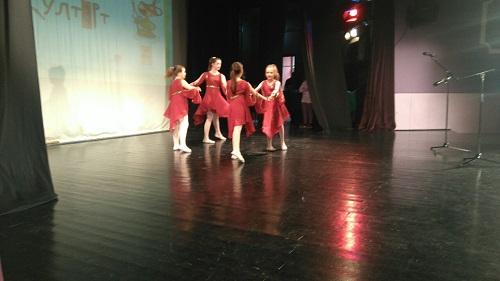 """Програм су употпуниле и уљепшале балерине плесног студија """"Флеx"""""""