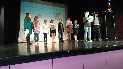 У КЦ Раковица одржан шести Фестивал поезије београдских основаца Мали победник